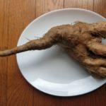 自然薯の探し方・掘り方
