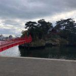籬神社(曲木神社)への参拝|塩釜市の籬港・曲木島にある神社