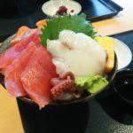 魚長亭のメニュー|塩釜マリンゲートの海鮮レストラン