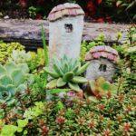 モルタル造形は初心者にもできる?小物、小屋、キット、ガーデニング、多肉植物